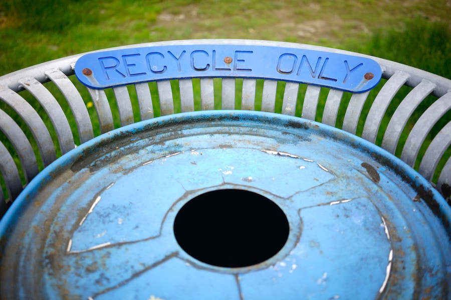 recycle only can sustainable